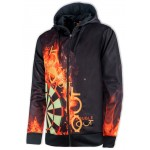 hooded jacket DOUBLE 1