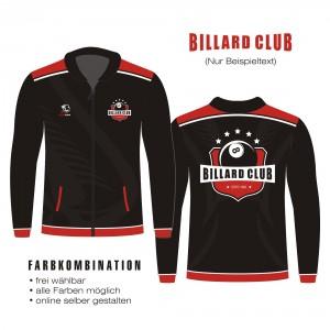 billards jacket ELEGANCE 02