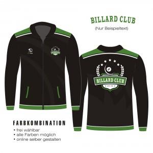 billards jacket ELEGANCE 06