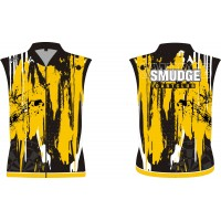 dart softshell vest CUSTOM 18