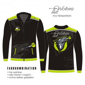 dart jacket ELEGANCE 01