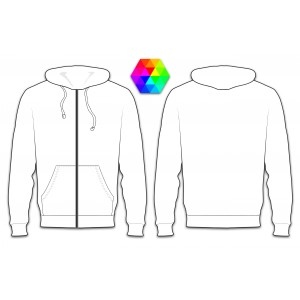 hooded jacket BASE