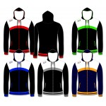 hooded jacket F5