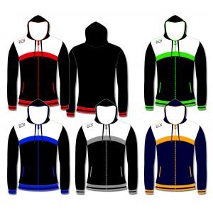 hooded jacket F5