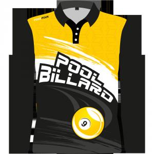 shirt long sleeves BILLARD 7