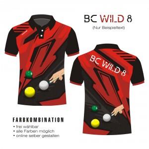 shirt BILLARD 1