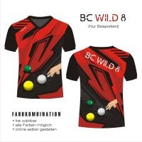 t-shirt BILLARD 1