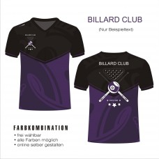 t-shirt BILLARD 2