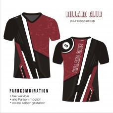 t-shirt BILLARD 3