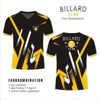 t-shirt BILLARD 4