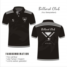 Billard shirt ELEGANCE 01