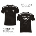 billards t-shirt ELEGANCE 01