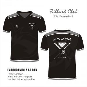 billards t-shirt ELEGANCE 01