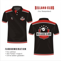 Billard shirt ELEGANCE 02