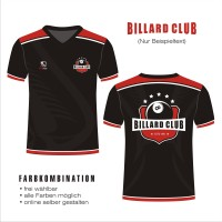 billards t-shirt ELEGANCE 02