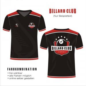billards t-shirt ELEGANCE 02