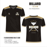 billards t-shirt ELEGANCE 04