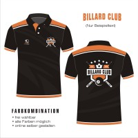 Billard shirt ELEGANCE 05