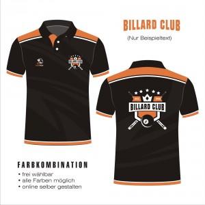 Billard shirt ELEGANCE 05