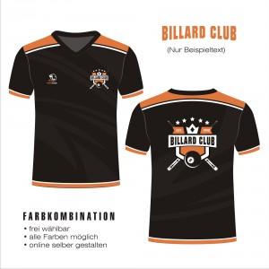 billards t-shirt ELEGANCE 05