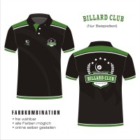 Billard shirt ELEGANCE 06