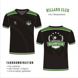 billards t-shirt ELEGANCE 06