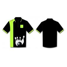bowling shirt PINSBALL