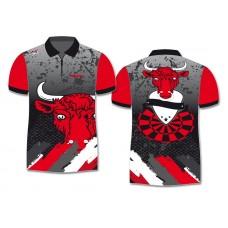 dart-shirt BULLS 3