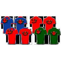 dart-shirt BULL 1