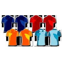 dart-shirt WOLF 1