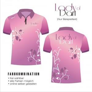shirt LADY OF DART 02