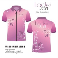 zipped poloshirt LADY OF DART 02