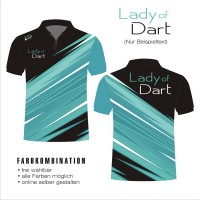 shirt LADY OF DART 03