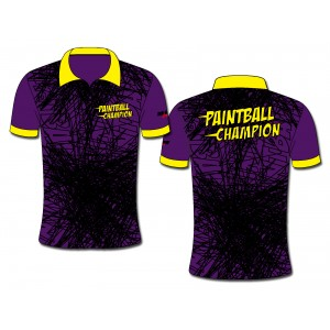 shirt PAINTBALL 6