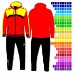 sport -/ track suit F5 HOOD