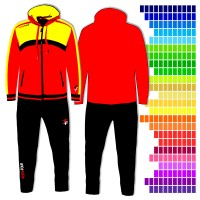 Sport -/ Trainingsanzug F5 HOOD