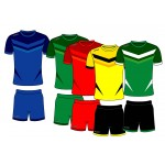 soccer trikot - set DESIGN 1