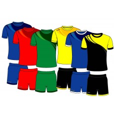 soccer trikot - set DESIGN 2