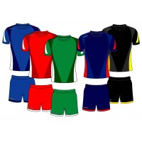soccer trikot - set DESIGN 3