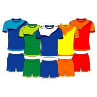 soccer trikot - set DESIGN 4
