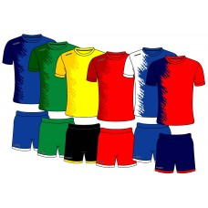 soccer trikot - set DESIGN 5