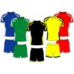soccer trikot - set DESIGN 6