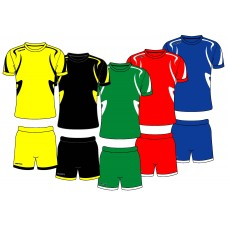 soccer trikot - set DESIGN 7